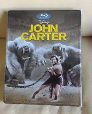 John Carter 2D+3D Blu-ray Steelbook (VMB), HK Edition, Open/Mint