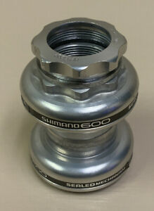 SHIMANO 600 HEADSET BRITISH ALLOY 26.4 MM RACE 6207