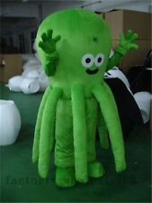 Holiday Octopus Fish Mascot Costumes Suit Deep Sea Cosplay Party Fancy Dress UK