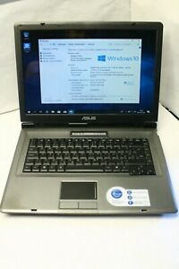 NOTEBOOK ASUS X51 2GB RAM 160GB HDD Dual Core T2390 Plus battery