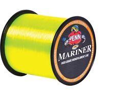 - Penn Mariner Monofilament Line Spool Hi Vis Yellow 50 LB