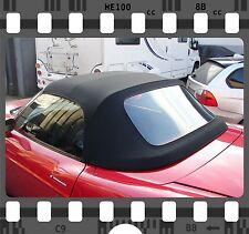 FIAT Barchetta Cabriolet tissu-Capote NEUF! sonnenland tissu noir! top qualité!