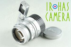 Leica Leitz DR Summicron 50mm F/2 Lens for Leica M #35619C1