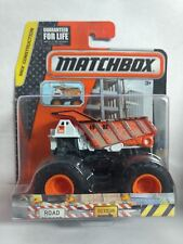Matchbox Construction - Dump Truck 1:64 Scale Die Cast  CGP48