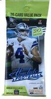2020 Panini Absolute 20-Card Value Fat Pack