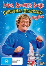 Mrs. Brown's Boys - Christmas Cracker'd (DVD, 2015, 3-Disc Set)