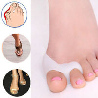 2PCS Hallux Valgus Toe Corrector Orthotics Braces Bunion Orthopedic Straightener