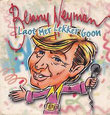 Benny Neyman-Laot Mer Lekker Goon cd single