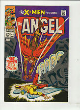 The X-Men #44   VF+  Cents Copy