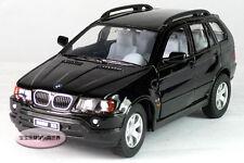 1:36 BMW X5 Alloy Diecast Car Model Toys Vehicle Gift Black 085b