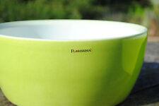 Keramik-Schale,limettengrün,für Floristik und Haushalt,2er Set,(19cm)