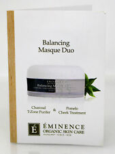 Eminence Balancing Masque Duo Sample Size 0.14 Ounce (Pack of 10)