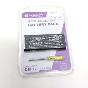 NINTENDO DSi XL Hyperkin RECHARGABLE BATTERY Kit NIP