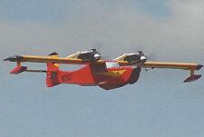 Liki Tiki Twin Engine Sport Seaplane Plans, Templates and Instructions 72ws