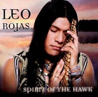"LEO ROJAS ""SPIRIT OF THE HAWK""  CD NEU"