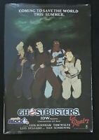 Ghostbusters #1 Nerdblock Variant IDW Comic Book Still Sealed NM