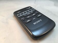 SONY RM-X43 CAR AUTO VEHICLE CD CHANGER REMOTE