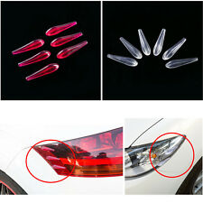 Universal Car Anti-scratch Strip LED Lens Protector Side Spoiler Noise Reduction