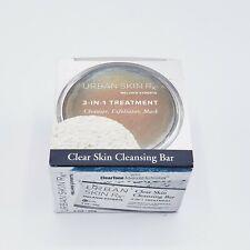 URBAN SKIN Rx CLEAR SKIN Cleansing BAR 3-in-1 Treatment  2 Oz/ 56g #L