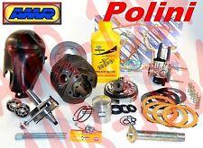 SET RENFORCEMENT CYLINDRE APE 50 a 135 POLINI ø 57 1400050 Arbre + Carburat