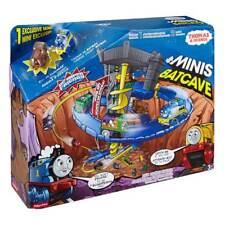 Thomas & Friends DC Super Friends Minis Trains Batcave Playset