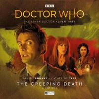 The Tenth Doctor Adventures Volume Three: The Creeping Death 9781787037632