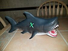 2001 Hasbro Action Man Deep Sea Mission Ocean ATAK SHARK Evil Villain Dr X RARE