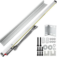 800MM Linear Scale For Milling Lathe Machine Linear Glass Scale Double Seal