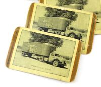 Vintage Thomas Kappet Inc. Springfield Ohio Playing Cards Semi Truck Gmc big rig
