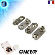 4x Bornier Ressort de Piles GAME BOY Classic Contacteur LR6 Nintendo GameBoy