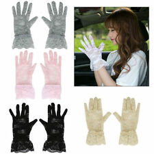 Women's Lace Driving Gloves & Mittens