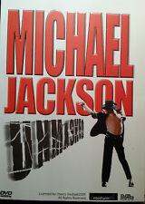 MICHAEL JACKSON DVD UNMASKED ASIAN ISSUE ENGLISH SPOKEN FREE POSTAGE AUSTRALIA