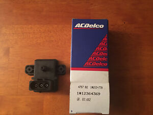 Manifold Absolute Pressure Sensor ACDelco Pro 213-778