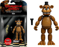 """Five Nights At Freddy 'Freddy 5"""" Figura De Acción"""