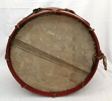 Civil War Era Snare Drum With Tin Body