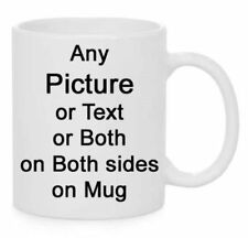 PERSONALISED MUG TEXT PHOTO  ENGAGEMENT ISLAMIC COFFEE TEA CUP ANY NAME MESSAGE