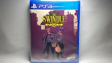 The Swindle (Playstation 4) Limited Run Games LRG #40 Brand New PS4 Curve