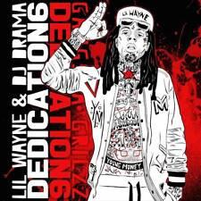 Lil Wayne - Dedication 6 Mixtape CD