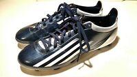 Adidas Adizero Mens Soccer Shoes (Sprint Frame - Blue) Track,Field, Spike (Used)