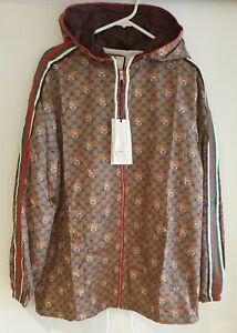 Gucci jacket. Windbreaker. SIze L. Will fit AU 12/14.