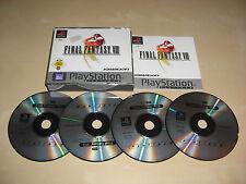 Final Fantasy 8 VIII PS 1 Playstation 1 komplett mit OVP und Anleitung