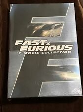 Fast and Furious 1-7 Collection New DVD