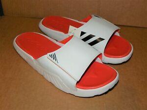 Adidas Men's Questar Slides Sandal Shoe Adjustable F35585 Sz 8 9 10 11 12 White