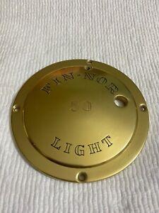 Fin nor 50 Light Side Plate Finnor Parts