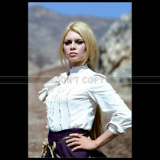 Photo F.001906 BRIGITTE BARDOT (SHALAKO, WESTERN) 1968
