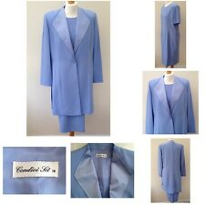 Condici - Mother of The Bride Outfit - Light Blue - Jacket and Dress - Size 18