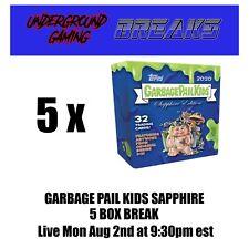 Rachel Rodent -66B spot 2020 Topps Garbage Pail Kids Sapphire 5 Box Break