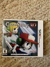 New listing Cave Story 3d Nintendo 3ds Cib