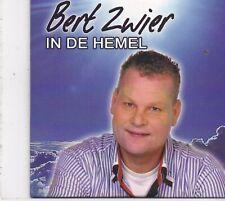 Bert Zwier-In De Hemel cd single