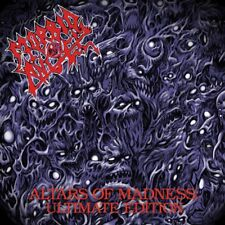 Morbid Angel - Altars Of Madness (Ultimate Edition) 2 CD ALBUM NEW (29TH MAY)